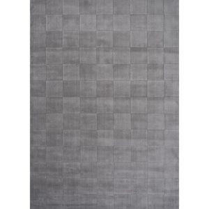 tapis salon gris clair achat vente tapis salon gris clair pas cher cdiscount. Black Bedroom Furniture Sets. Home Design Ideas