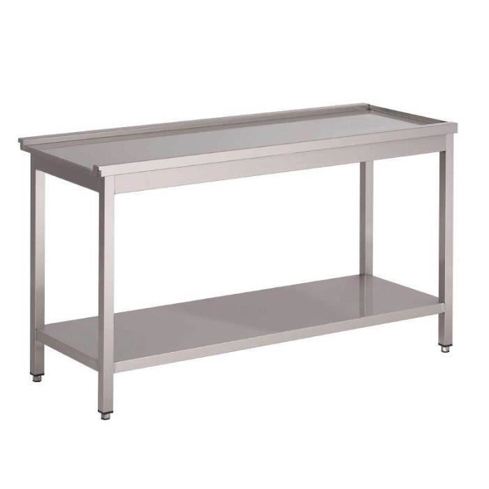Table de sortie 80cm achat vente table de cuisine for Table cuisine 80 x 60