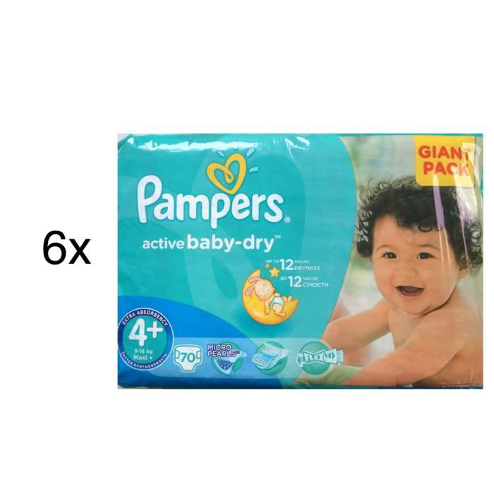 420 couches pampers active baby dry taille 4 achat vente couche 2009933771863 cdiscount - Couche pampers baby dry taille 4 ...