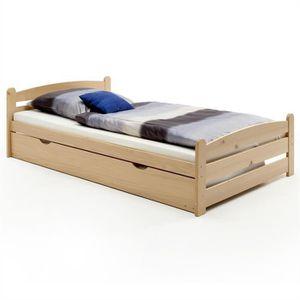tiroir de rangement sous lit achat vente tiroir de rangement sous lit pas cher les soldes. Black Bedroom Furniture Sets. Home Design Ideas