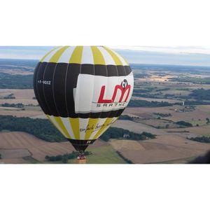 COFFRET SPORT - LOISIRS vol montgolfière weekend