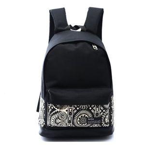 SAC À DOS Femme Sac à dos Jin des sacs en tissu Lycéen Sac à