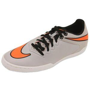 factory price 1bfbe b6caa ... hypervenom pro ic gri chaussures futsal homme ni