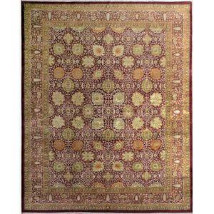 307x246 tapis en laine d orient fait main achat vente tapis les soldes sur cdiscount. Black Bedroom Furniture Sets. Home Design Ideas