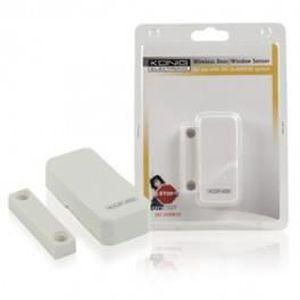 Alarme sans fil avec 6 capteurs porte fen tre - Alarme fenetre sans fil ...