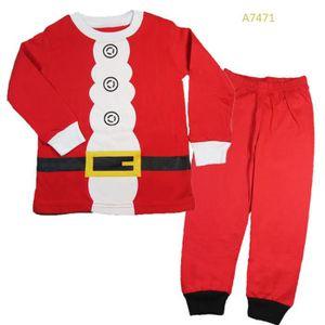 Pyjama pere noel achat vente pyjama pere noel pas cher - Noel fille 8 ans ...