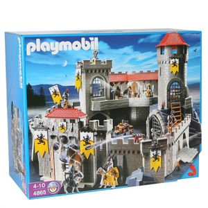 Object moved - Chateau fort playmobil pas cher ...