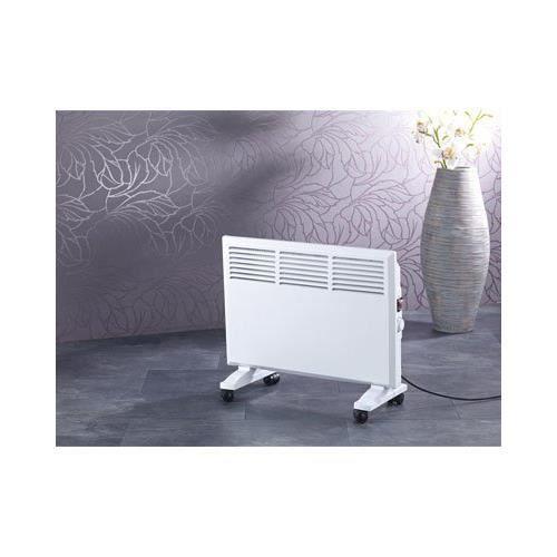 convecteur lectrique mobile sur roulettes 1000 w achat vente chauffage d 39 appoint. Black Bedroom Furniture Sets. Home Design Ideas