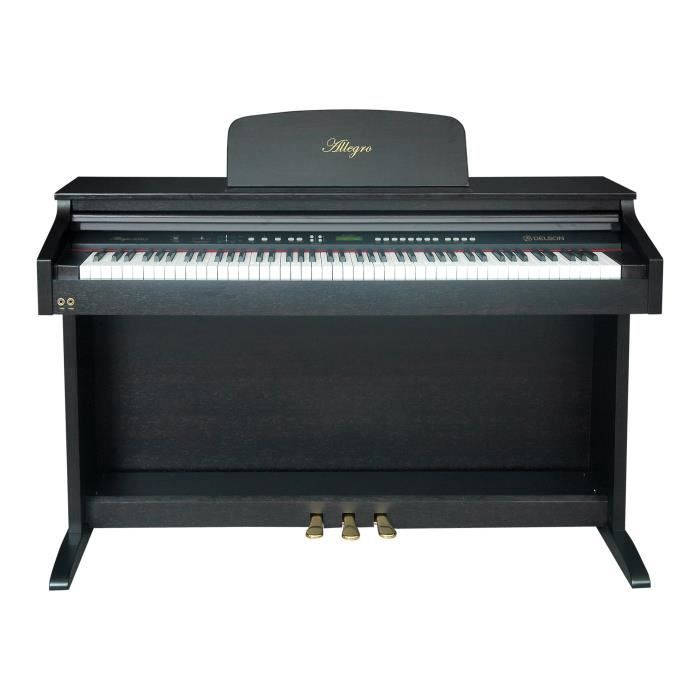 delson piano meuble allegro rosewood 8865 achat vente. Black Bedroom Furniture Sets. Home Design Ideas