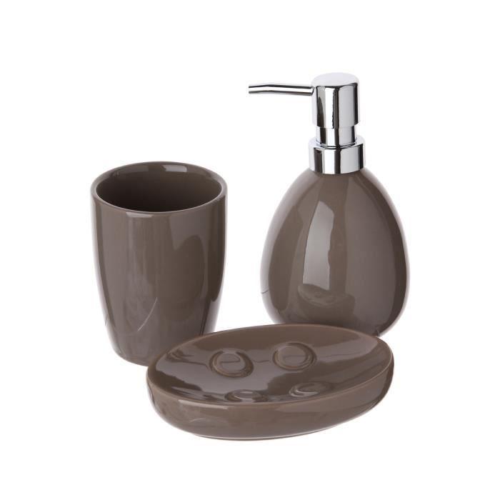 3 accessoires de salle de bain for Accessoire rangement salle de bain