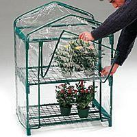 mini serre 2 tag res achat vente serre de jardinage mini serre 2 tag res cdiscount. Black Bedroom Furniture Sets. Home Design Ideas