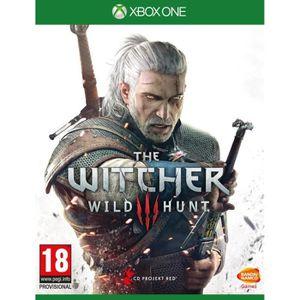 JEUX XBOX ONE The Witcher 3 Wild Hunt Jeu XBOX One