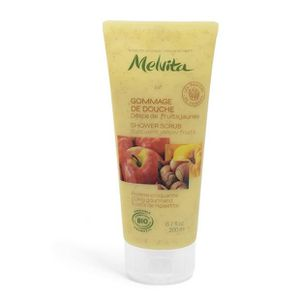 GOMMAGE CORPS MELVITA Duo Gommage Douche Fruits Jaunes - Lot ...