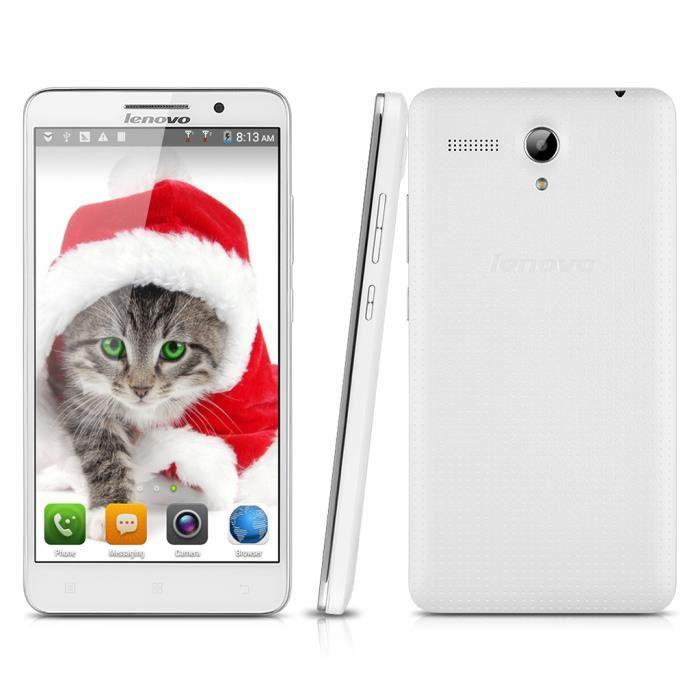 lenovo a616 4g smartphone blanc 5 5 39 39 ips ecran achat smartphone pas cher avis et meilleur. Black Bedroom Furniture Sets. Home Design Ideas