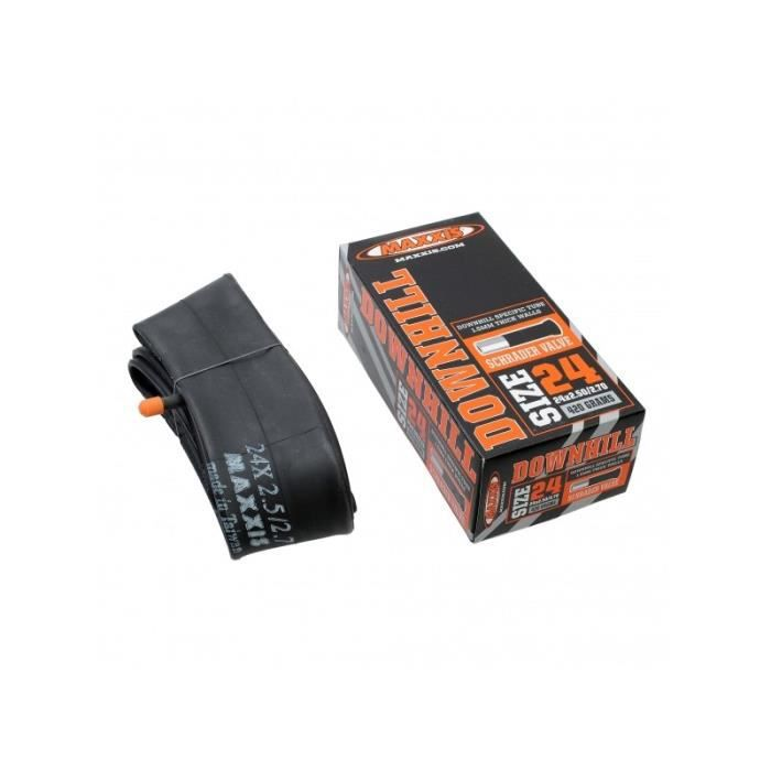 Chambre a air maxxis downhill 1 5mm schrader for 700x35c chambre air