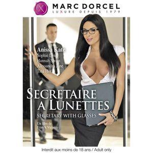 DVD X Secrétaire à lunettes