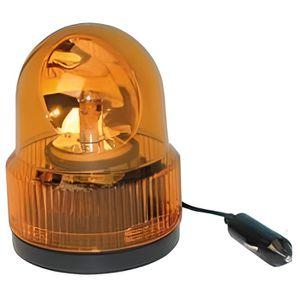 gyrophare orange achat vente gyrophare orange pas cher cdiscount. Black Bedroom Furniture Sets. Home Design Ideas