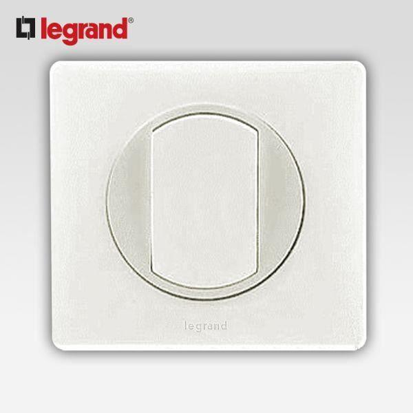 poussoir inverseur legrand celiane blanc complet achat vente interrupteur cdiscount. Black Bedroom Furniture Sets. Home Design Ideas