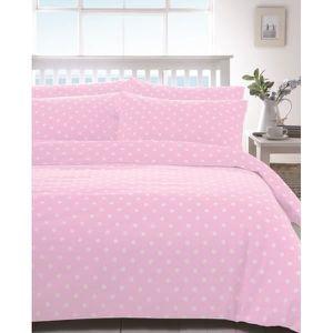housse de couette 260x240 rose achat vente housse de couette 260x240 rose pas cher cdiscount. Black Bedroom Furniture Sets. Home Design Ideas