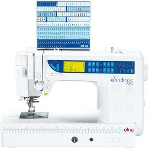 MACHINE À COUDRE Machine à coudre ELNA eXcellence 720 - Garantie 5