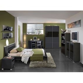 Chambre complete trends 2 achat vente lit complet chambre complete trends - Chambre complete cdiscount ...