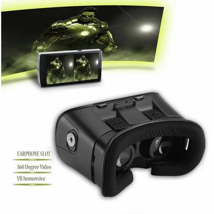 3d vr r alit virtuelle casque lunettes pour smartphone 4. Black Bedroom Furniture Sets. Home Design Ideas