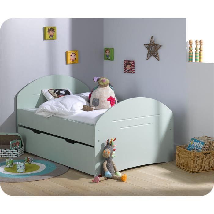 lit enfant evolutif spoom menthe achat vente lit. Black Bedroom Furniture Sets. Home Design Ideas