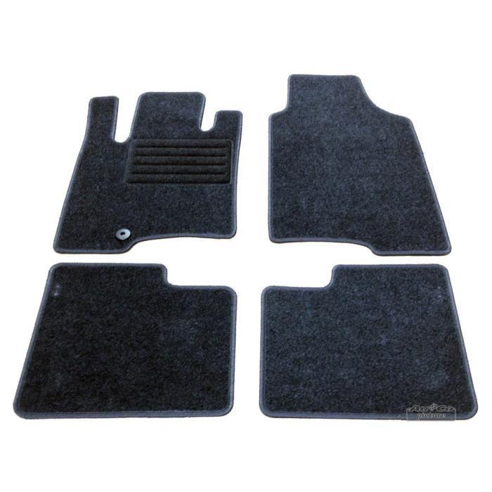tapis de sol textile fiat panda 312 achat vente tapis de sol tapis de sol textile fiat p. Black Bedroom Furniture Sets. Home Design Ideas