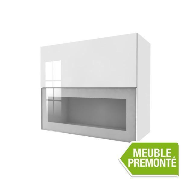 Meuble Haut 60cm 2 Portes Relevante 70x60 Lounge