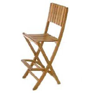 Images correspondant chaise de bar pliante