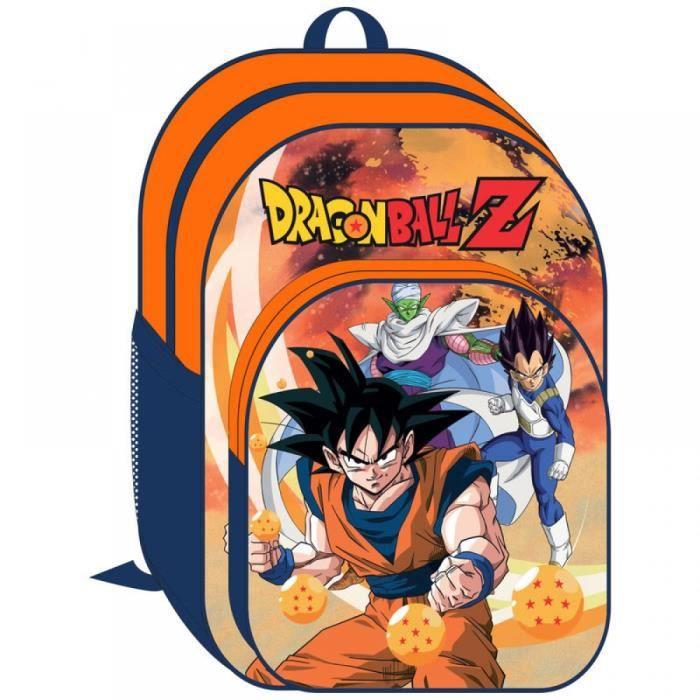 cartable cartable 42cm grand sac dos dragon ball z pour