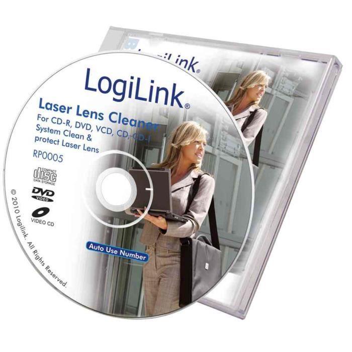 nettoyant pour lentille laser de lecteur cd dvd prix pas cher cdiscount. Black Bedroom Furniture Sets. Home Design Ideas