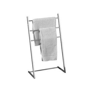 Porte serviette sur pied chrome achat vente porte - Porte serviette sur pied pas cher ...