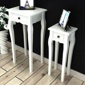 petit meuble telephone achat vente petit meuble telephone pas cher les soldes sur. Black Bedroom Furniture Sets. Home Design Ideas