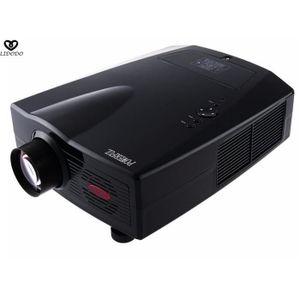 Vidéoprojecteur 3500Lumens Pr33 Jeu 1080P HD LED Vidéo Vidéoprojec