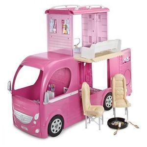 camion barbie achat vente jeux et jouets pas chers. Black Bedroom Furniture Sets. Home Design Ideas