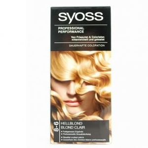 coloration syoss coloration baseline 8 6 blond clair - Syoss Coloration Prix