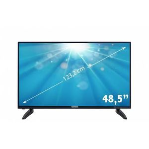 tv led telefunken achat vente tv led telefunken pas cher cdiscount. Black Bedroom Furniture Sets. Home Design Ideas