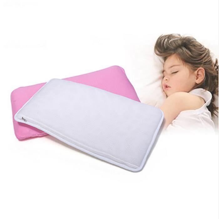 oreiller cervical special pour enfants anti acariens 45 26. Black Bedroom Furniture Sets. Home Design Ideas
