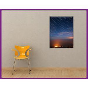 tableau ciel etoile achat vente tableau ciel etoile pas cher cdiscount. Black Bedroom Furniture Sets. Home Design Ideas