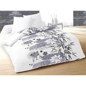 couette imprimee 220 240 achat vente couette imprimee 220 240 pas cher cdiscount. Black Bedroom Furniture Sets. Home Design Ideas