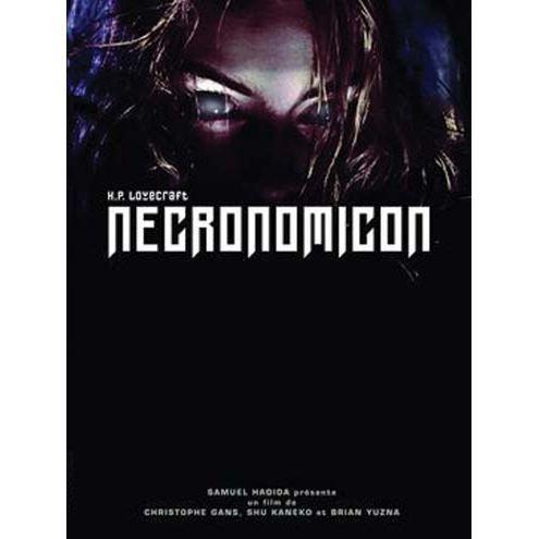 Chronique de films d'horreur Dvd-necronomicon