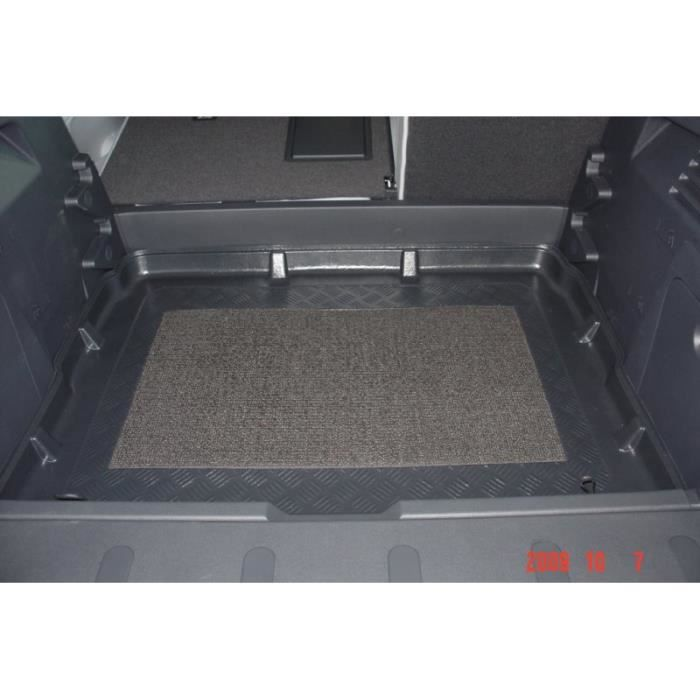 peugeot 3008 5 ptes coffre bas 2009 bac de coffre antid r achat vente tapis de sol peugeot. Black Bedroom Furniture Sets. Home Design Ideas
