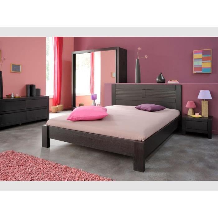 Chambre coucher 3 pi ces sunset achat vente chambre compl te chambre - Chambre a coucher cdiscount ...