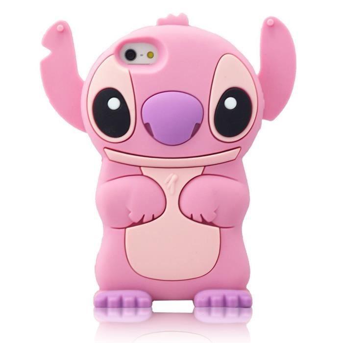 Lavie - Coque pour Apple Iphone 6 plus en Silicone en Lilo u0026 Stitch ...