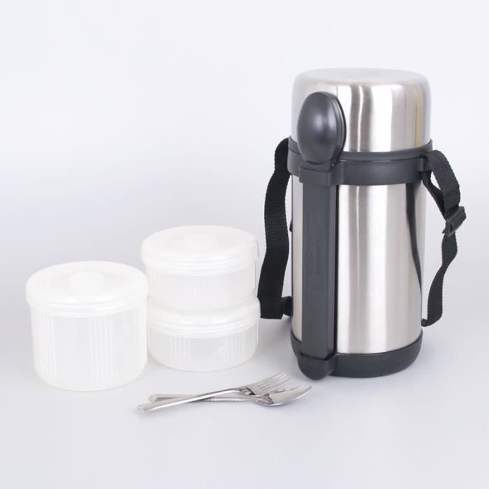 thermos pour aliments achat vente bouteille isotherme cdiscount. Black Bedroom Furniture Sets. Home Design Ideas