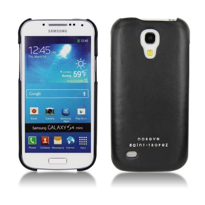 Housse cuir samsung gt i9190 galaxy s4 mini tra achat for Housse samsung galaxy s4