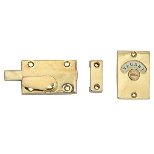 yale locks p127 verrou avec indication libre occup en anglais pour porte de salle de bains wc. Black Bedroom Furniture Sets. Home Design Ideas
