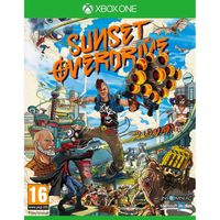 Sunset Overdrive Edition Day One Jeu XBOX One