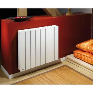 radiateur 2500w achat vente radiateur 2500w pas cher cdiscount. Black Bedroom Furniture Sets. Home Design Ideas